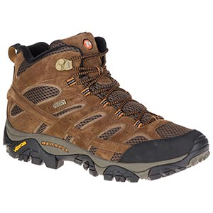 Moab Mid Waterproof Hiking Boot Review