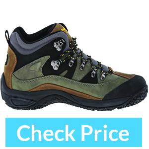 Dunham by New Balance Men's Cloud Mid-Cut Waterproof Boot