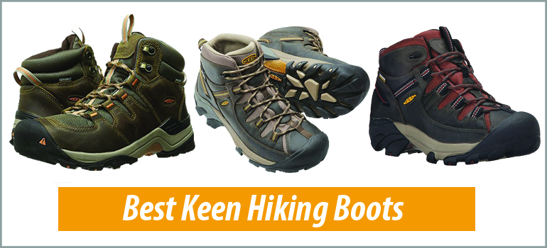 Best Keen Hiking Boots