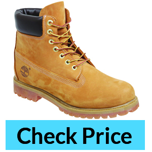 "Timberland Men's 6"" Premium Boot"